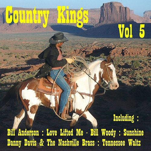 Country Kings, Volume Five by Various Artists