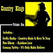 Country Kings, Volume One by Various Artists