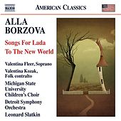 Borzova: Songs for Lada - To The New World by Various Artists