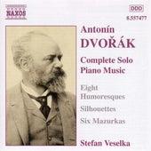 Dvorak: Humoresques, Op. 101 / Silhouettes, Op. 8 by Stefan Veselka