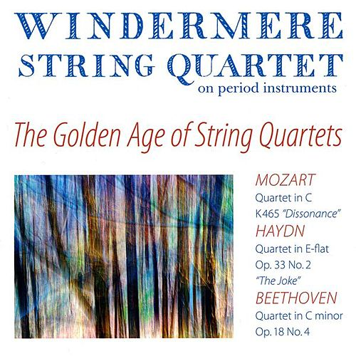 The Golden Age of String Quartets by Windermere String Quartet