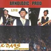 Nou retounen (Live) by K-dans