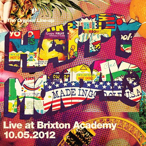 Happy Mondays - Live 2012 by Happy Mondays