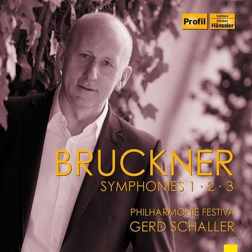 Bruckner: Symphonies 1-3 by Philharmonie Festiva