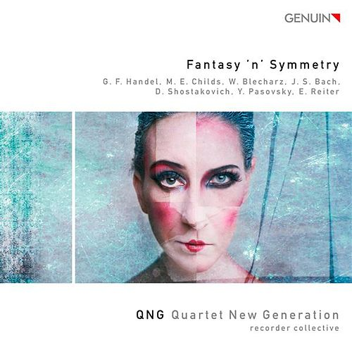Fantasy 'n' Symmetry by Quartet New Generation