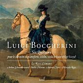 Boccherini: 6 Quatuors by La Real Camara