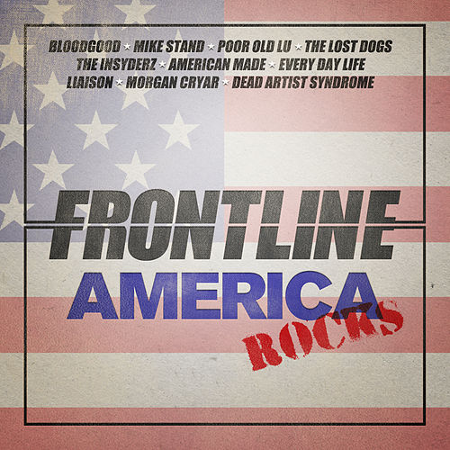 Frontline America Rocks (World) by Various Artists