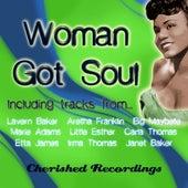 Woman Got Soul von Various Artists