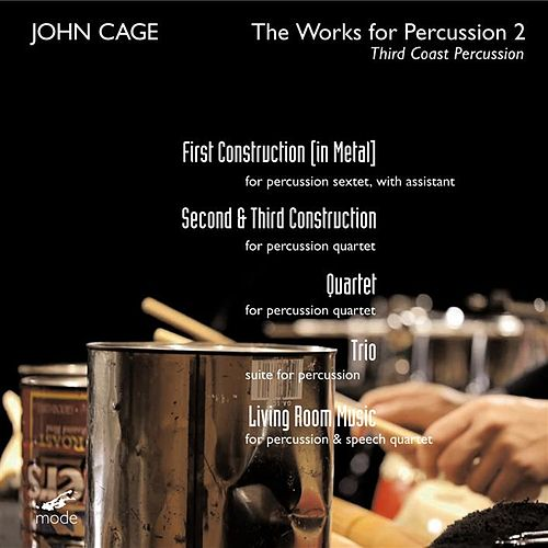 The Works for Percussion 2 by Third Coast Percussion
