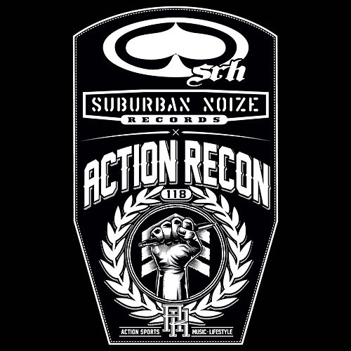 Action Recon vs Suburban Noize Records by Various Artists