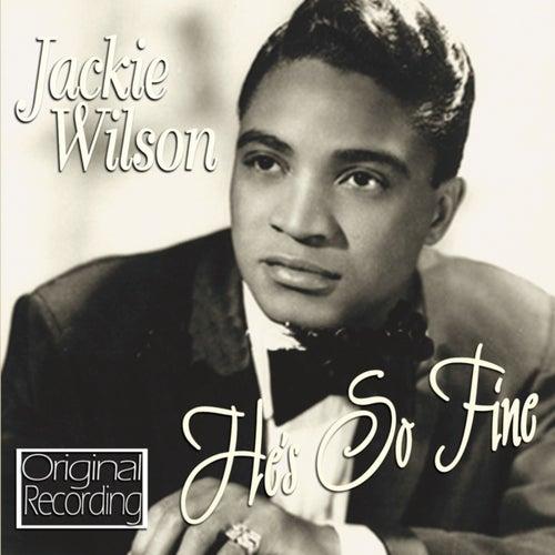 He's So Fine von Jackie Wilson