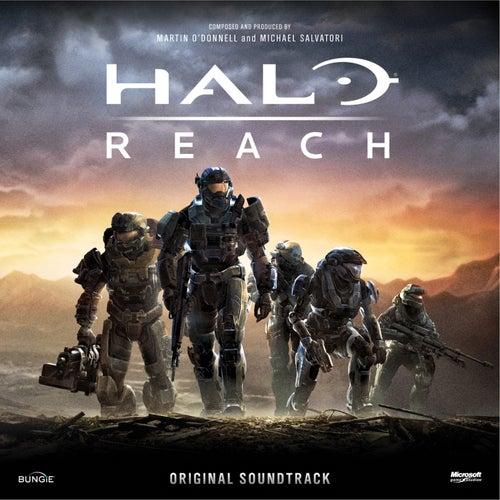 Halo Reach: Original Soundtrack by Michael Salvatori