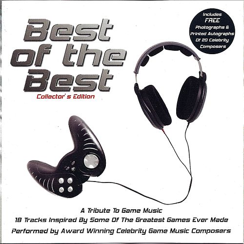 Best Of The Best: A Tribute To Game Music by Various Artists