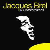 68 Masterpieces by Jacques Brel