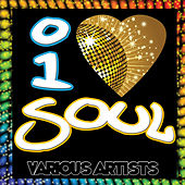 I Love Soul by Various Artists