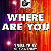 Where Are You (B.o.B vs. Bobby Ray) (Tribute to B.o.B) by Music Magnet