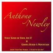 What Kind of Fool Am I? - Single by Anthony Newley