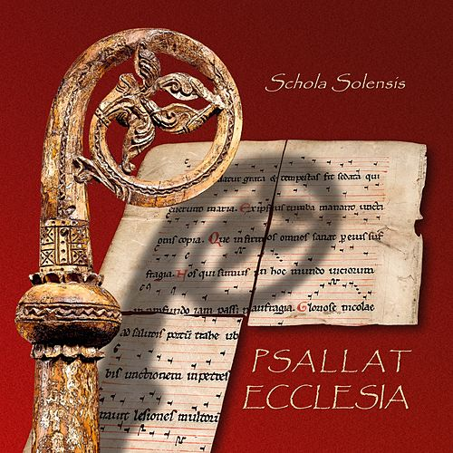 PSALLAT ECCLESIA – sequences from medieval Norway by Schola Solensis