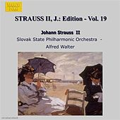 Strauss Ii, J.: Edition - Vol. 19 by Kosice Slovak State Philharmonic Orchestra