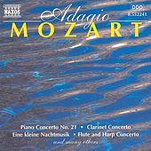 Mozart: Adagio by Various Artists