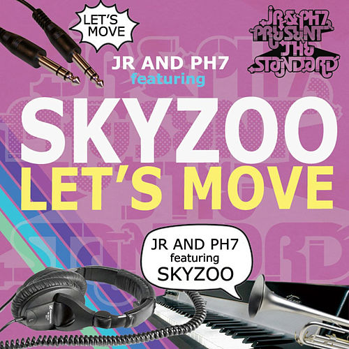 Let's Move Digital 12' by JR & PH7