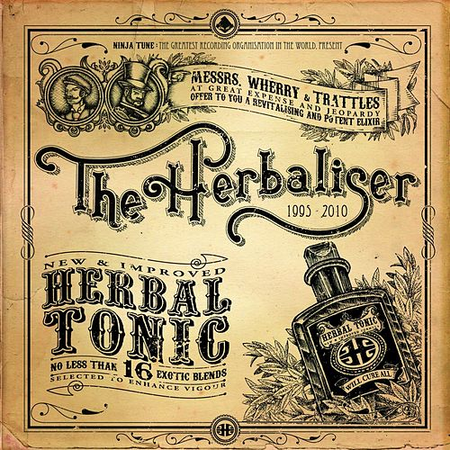 Herbal Tonic by Herbaliser