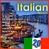 Italian Music. 20 Essential Songs. Italy by Various Artists