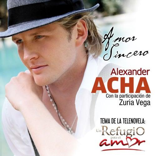 Amor Sincero a duo Zuria Vega by Alexander Acha