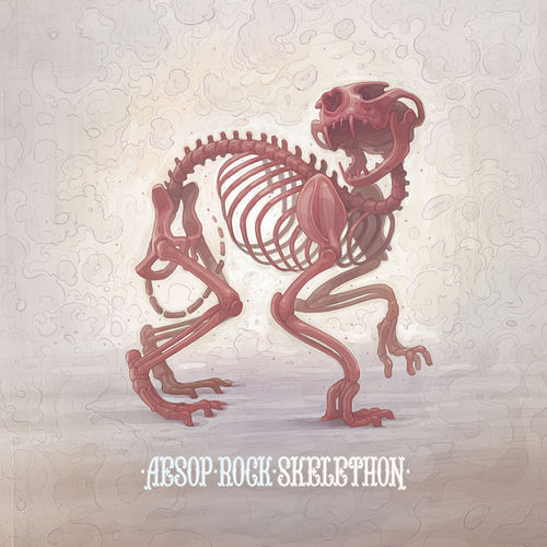 Skelethon (Instrumental) by Aesop Rock