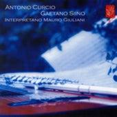 MAURO GIULIANI - Grande Serenata op.82 (1-7) - Gran Duo Concertante op.85 (8-11) - Duettino op.77 (12-14) - Serenata op.127 (15-21) by Antonio Curcio