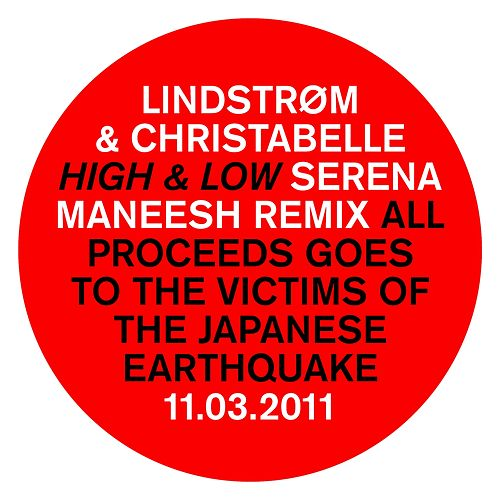 High & Low (Serena Maneesh Remix) by Lindstrom