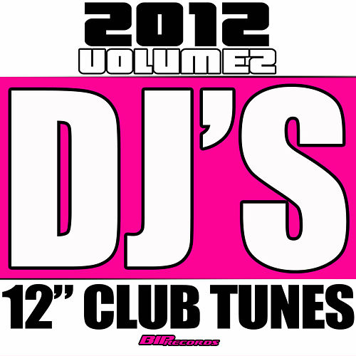 DJ's 12' Club Tunes 2012, Vol. 2 by Various Artists