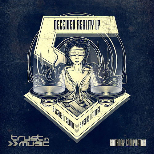 Deceived Reality LP by Various Artists
