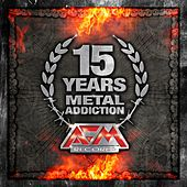 15 Years - Metal Addiction von Various Artists
