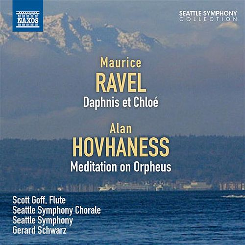 Ravel: Daphnis et Chloé - Hovhaness: Meditation on Orpheus by Various Artists