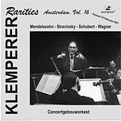 Klemperer Rarities: Amsterdam, Vol. 16 (1957) by Various Artists