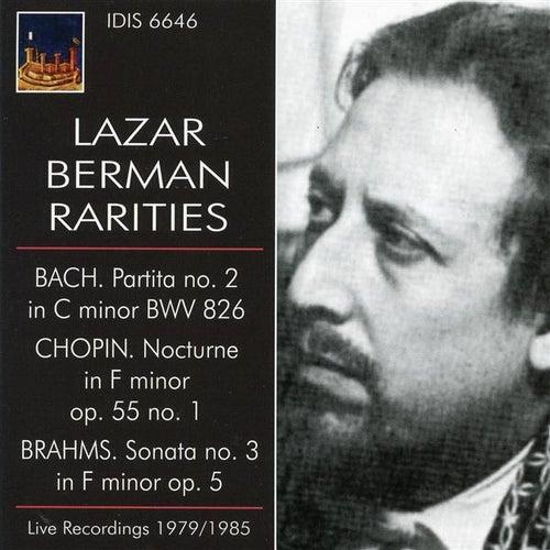 Lazar Berman Rarities by Lazar Berman