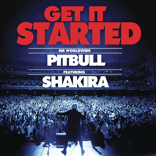 Get It Started by Pitbull