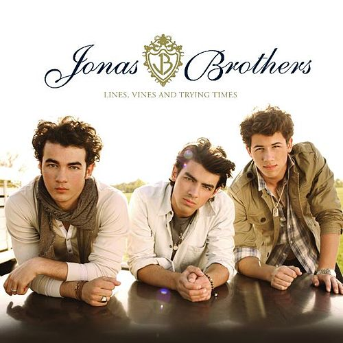 Lines, Vines and Trying Times by Jonas Brothers