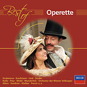 Best of Operette von Various Artists