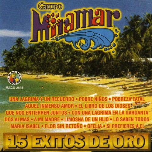 15 Exitos de Oro by Grupo Miramar