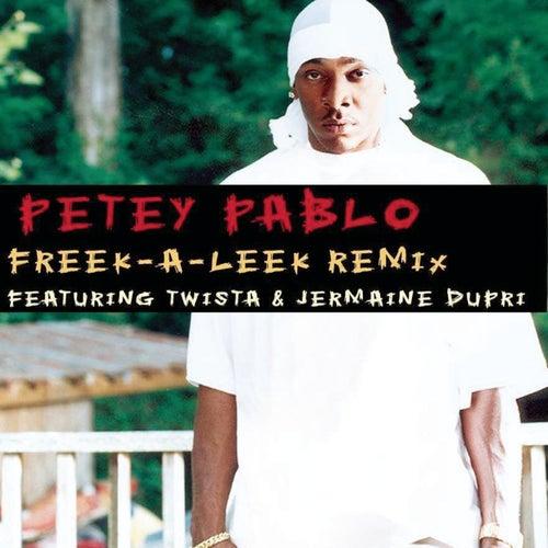 Freek-a-leek Remix by Petey Pablo