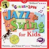 Jazz & Swing For Kids by Genius