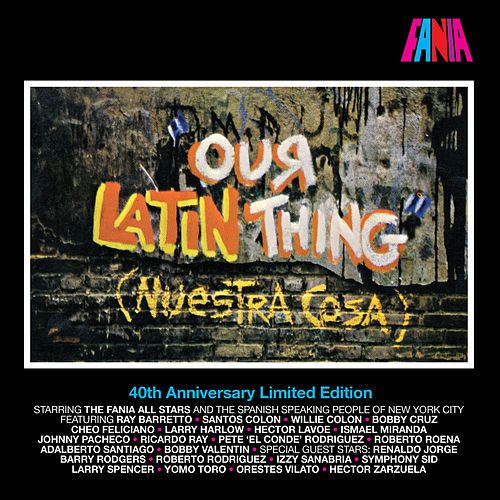 Our Latin Thing (Nuestra Cosa) by Various Artists