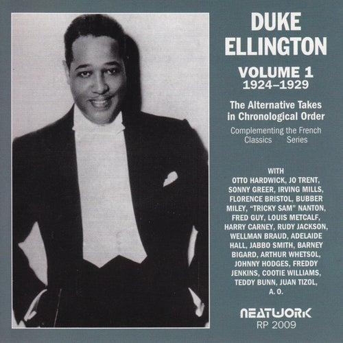 Volume 1 (1924-1929) (The Alternative Takes in Chronological Order) by Duke Ellington