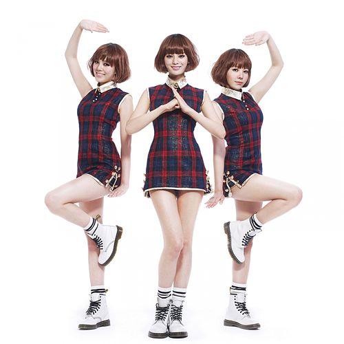Because of You by Orange Caramel