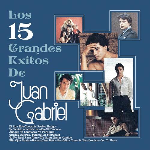 Los 15 Grandes Exitos De Juan Gabriel by Juan Gabriel
