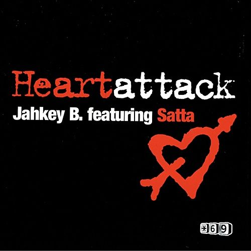 Heartattack by Jahkey B.