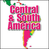 Central & South America: Sound Effects by Sound Effects Library