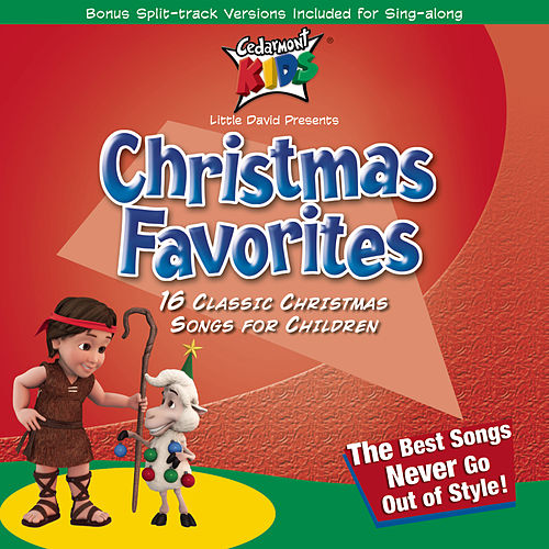 Christmas Favorites by Cedarmont Kids